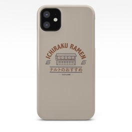 Ichiraku Ramen Japanese iPhone Case
