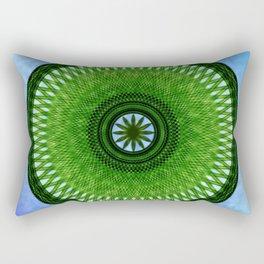 Basketweave Rectangular Pillow