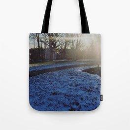 SNOWRISE Tote Bag