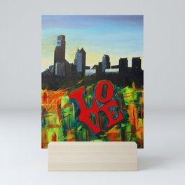 Love Collaboration Mini Art Print