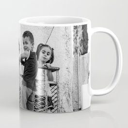 Just kids playing Coffee Mug