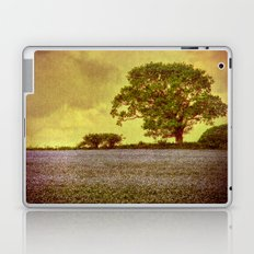Tree In A Field Laptop & iPad Skin