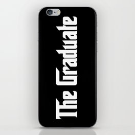 The Made Student 2 iPhone Skin