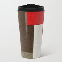 MCM Bitossi Puzzle Travel Mug