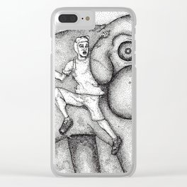 What Time Is It? Clear iPhone Case