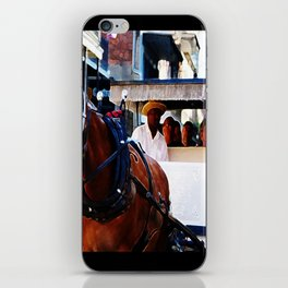 New Orleans Buggy iPhone Skin