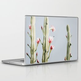 Cereus Cactus Blush Laptop & iPad Skin