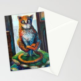 LOST in INDIA Stationery Cards