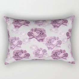 Zephyr roses Rectangular Pillow