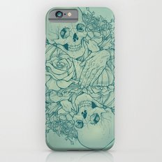 All the Pretty Flowers iPhone 6s Slim Case