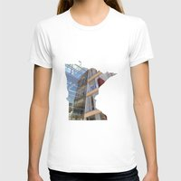 minnesota T-shirts featuring Minnesota ii by Isabel Moreno-Garcia