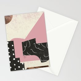 """""""aconseguir"""" Stationery Cards"""
