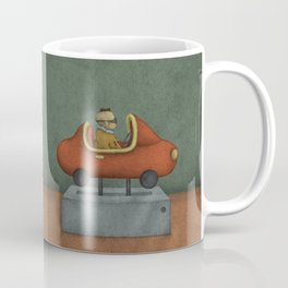 Road to Nowhere - Panel 2 Coffee Mug