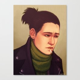 How Troublesome Canvas Print
