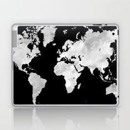 Design 70 world map Laptop & iPad Skin