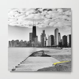 Chicago Lakefront Metal Print