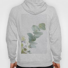 Gentle Soft Green Leaves #1 #decor #art #society6 Hoody