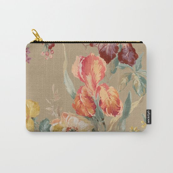 shabby abbey Carry-All Pouch