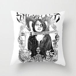 Believe the Dogma - Sacrifice Throw Pillow