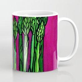 Asparagus Coffee Mug