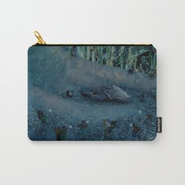 Dearly Departed - (A Fairy Funeral) Carry-All Pouch