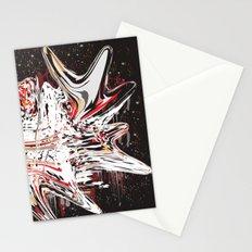 Mind bending Splat Stationery Cards