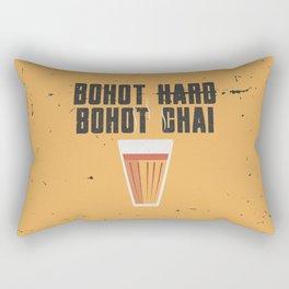 Bohot Hard, Bohot Chai Rectangular Pillow