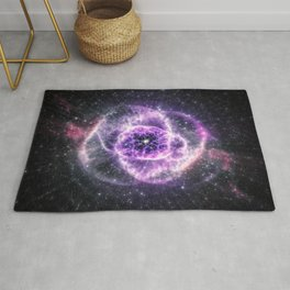 Collapsed Galaxy Eye Rug