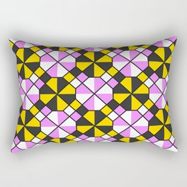 Phillip Gallant Media Design - Design LXXXIX Rectangular Pillow