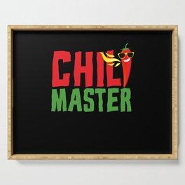 Chili Master Pepperoni Hot Serving Tray