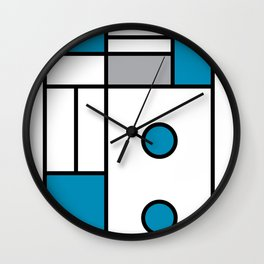 Art Too Wall Clock