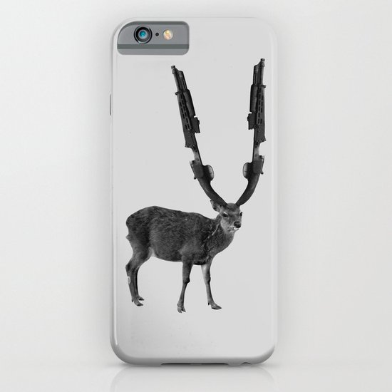 gun deer iPhone & iPod Case