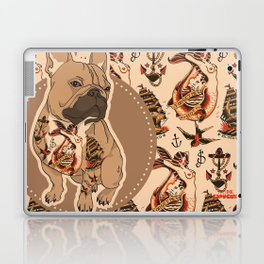 Pets Ink - JS Pattern Laptop & iPad Skin