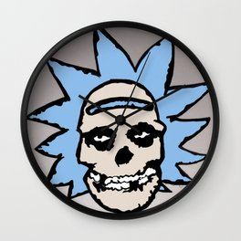 Rickfits Wall Clock