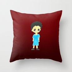 MiniIgnasi Throw Pillow