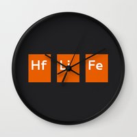 half life Wall Clocks featuring Half Life 3 confirmed by Owen Langston