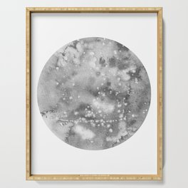 Moon. Serving Tray