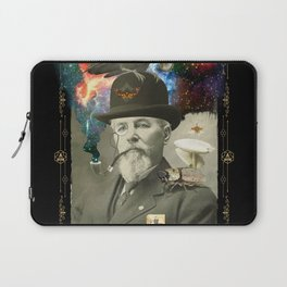 Odd Scientist Laptop Sleeve