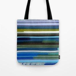 Illuminated Landscape Tote Bag