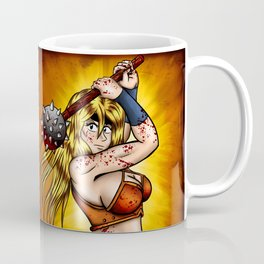 Brenna - Roghard the Legend of Cub the Warrior Coffee Mug