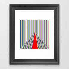 RGB3 Framed Art Print