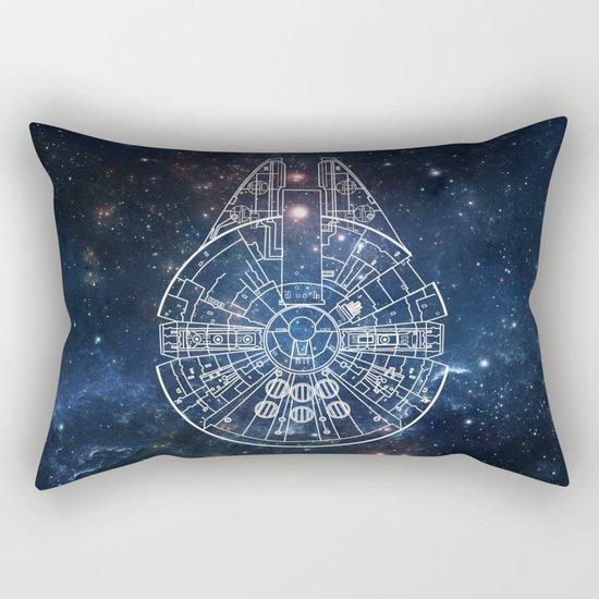 Millennium  Rectangular Pillow