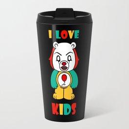 It Bear - I Love Kids Travel Mug
