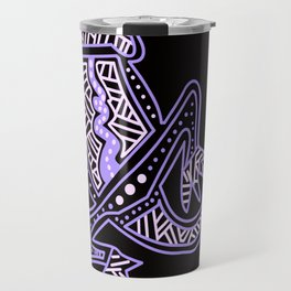 Goanna dreaming Travel Mug