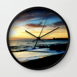 It's a beautiful World! Wall Clock