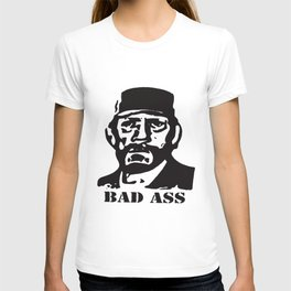Bad Ass Tee As Seen On Danny Trejo Movie Badass music T-Shirts T-shirt
