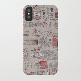 Bastante (A Lot) iPhone Case