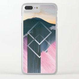 summit.exe Clear iPhone Case