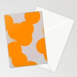 attract circles 01 Stationery Cards