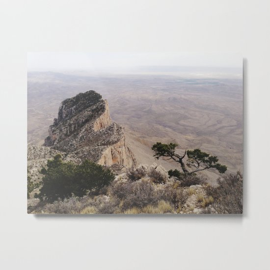 Guadalupe Mountains National Park Metal Print